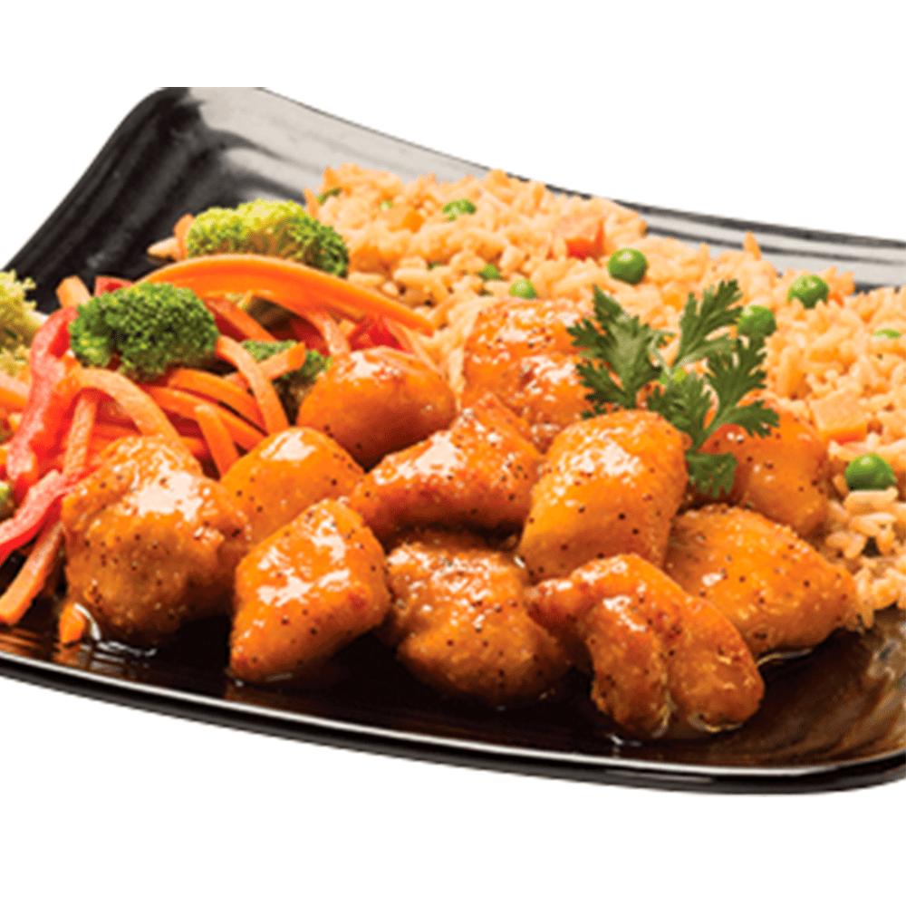 Pollo Mandariyaki