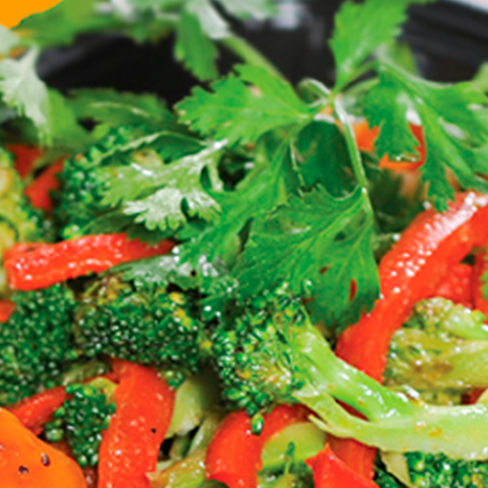 Porción de Vegetales