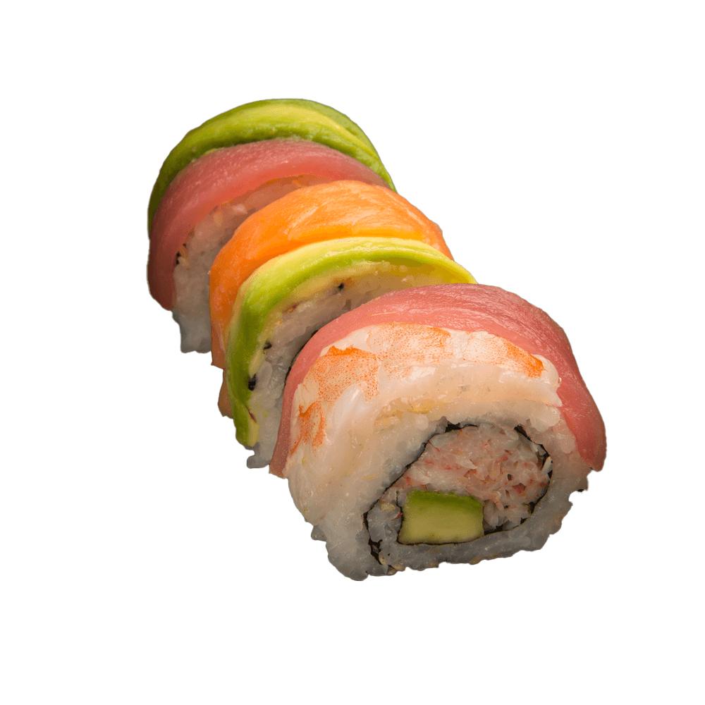 Sushi Arcoíris