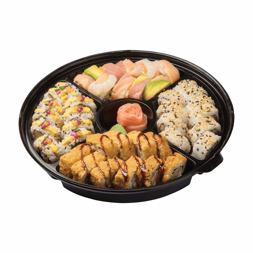 Sushi Familiar Arcoíris