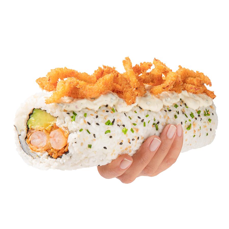 Sushi Burrito Coco Camarón