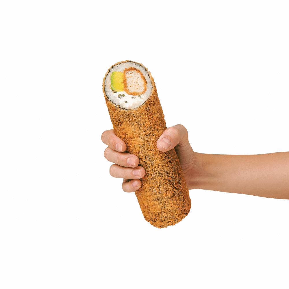 Sushi Burrito Mandariyaki