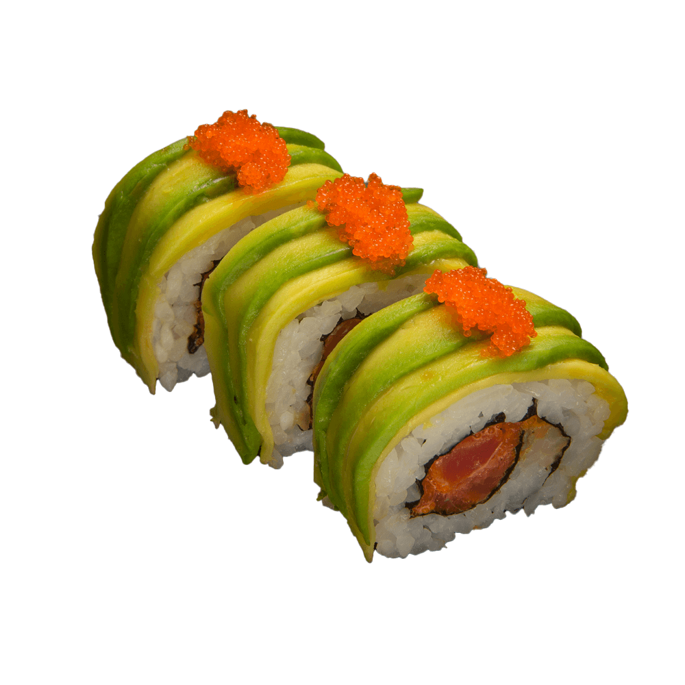 Sushi Green Dragon